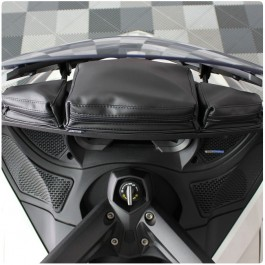 Hopnel Dashboard Triple Storage Pouch for the Can-Am Spyder RT (2010-19)