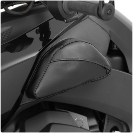 Hopnel Marine Vinyl Dual Side Mount Tank Storage Pouches for the Can-Am Ryker (Set of 2)