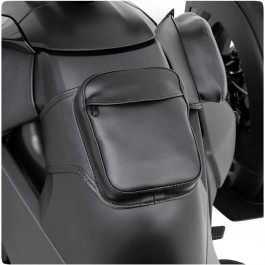 Hopnel Marine Vinyl Top Mount Tank Storage Pouch for the Can-Am Ryker