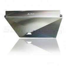 Alpha Front Skid Plate for the Polaris Slingshot