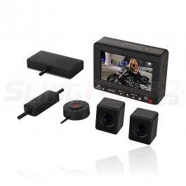 "**CLOSEOUT** Innovv K1 Dual Camera Dash Cam with 2.7"" LCD Screen for the Polaris Slingshot"