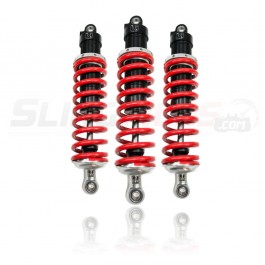 "JRI Pre-Tuned One Way Adjustable ""Grand Touring"" Shocks for the Polaris Slingshot (Set of 3)"