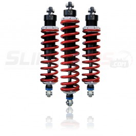 "JRI Pre-Tuned 2-Way Adjustable ""Performance Clicker"" Shocks for the Polaris Slingshot (Set of 3)"