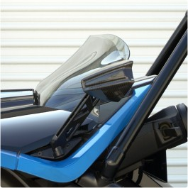Klock Werks Flare Windshield for the Polaris Slingshot