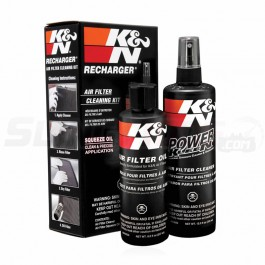 K&N Squeeze Red Air Filter Recharge / Service Kit