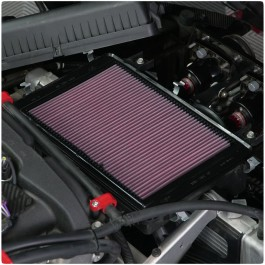 K&N Drop In Replacement High-Flow Air Filter for the Polaris Slingshot (2015-19)