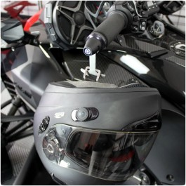 LidLox Handlebar Helmet Lock for the Can-Am Spyder F3 / ST / RT
