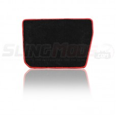 Ultimat Passenger Side Carpeted Kick Mat for the Polaris Slingshot