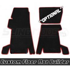 Ultimat Fitted Carpet Floor Mats for the Polaris Slingshot
