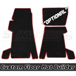 Ultimat Fitted Carpet Floor Mats for the Polaris Slingshot