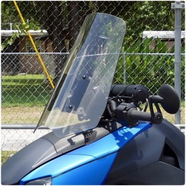 MadStad Adjustable Quick Release Windshield for the Can-Am Ryker