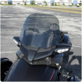 MadStad Adjustable Windshield for the Can-Am Spyder F3-T / F3 Limited