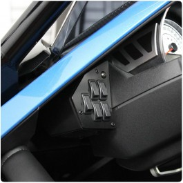 MadStad Aftermarket Accessory Switch Box for the Polaris Slingshot