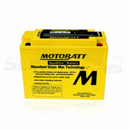 MotoBatt 12V AGM Battery Upgrade for the Can-Am Spyder