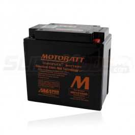 Motobatt 12V AGM Battery Upgrade for the Can-Am Ryker