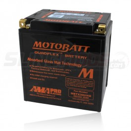 Motobatt 12V AGM Battery Upgrade for the Polaris Slingshot (2017+)