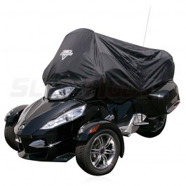 Nelson-Rigg Waterproof Half Cover for the Can-Am Spyder RT & F3 Limited (Version 2)