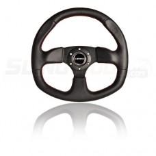 NRG Flat Bottom Series Steering Wheel for the Polaris Slingshot