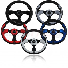NRG RST-001 Pilota Series Steering Wheels for the Polaris Slingshot (2015-19)