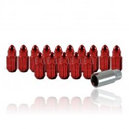 NRG Steel Tuner Lug Nut Set for the Polaris Slingshot (15 Pack)