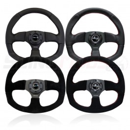 NRG RST-009 Series Flat Bottom Steering Wheels for the Polaris Slingshot