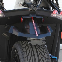 Paramount Plastics Stealth 2.0 Rear Fender for the Polaris Slingshot