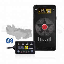 Pedal Commander Plug N Play Throttle Response Controller for the Polaris Slingshot (2015-19)