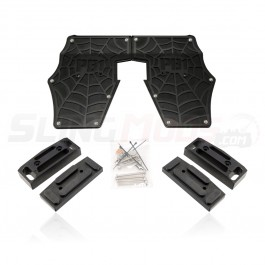 PB1 Rear Floorboard Kit with LED Step Light for the Can-Am Spyder F3 / F3S / F3T (Pair)