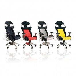 PitStop Furniture LXE Office Racing Chair