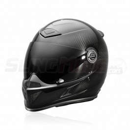Genuine Polaris Slingshot Carbon Fiber Full Face Helmet (DOT Approved)