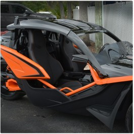 Genuine Polaris Slingshot Slingshade Roof Top System (2017-19)