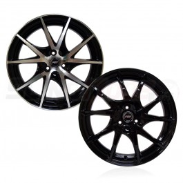 "PPA 16"" Recluse Series Front Wheels for the Can-Am Spyder (Set of 2)"