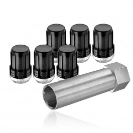 PPA Wheels Spline Drive Lug Nut Set for the Can-Am Spyder (6 Piece Kit)