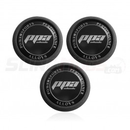 PPA Wheels Center Cap Set for the Can-Am Ryker (Set of 3)