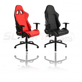 Cipher Auto CPA5001 Reclinable Office Racing Seat