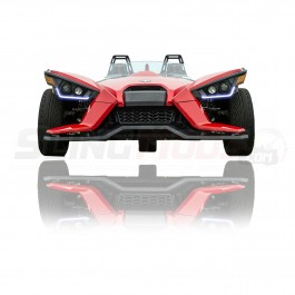 TricLED Lower Brow LED Lights for the Polaris Slingshot (Pair)