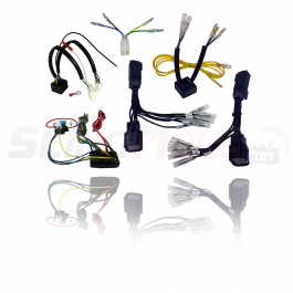 Electrical Connection Trailer Wiring Harness for the Polaris Slingshot