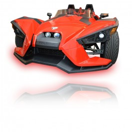 TricLED UnderGlow Lighting Kit for the Polaris Slingshot