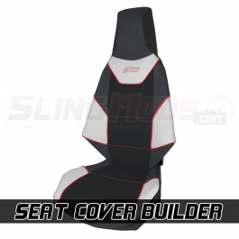 PRP Customizable Seat Covers for the Polaris Slingshot (Pair)