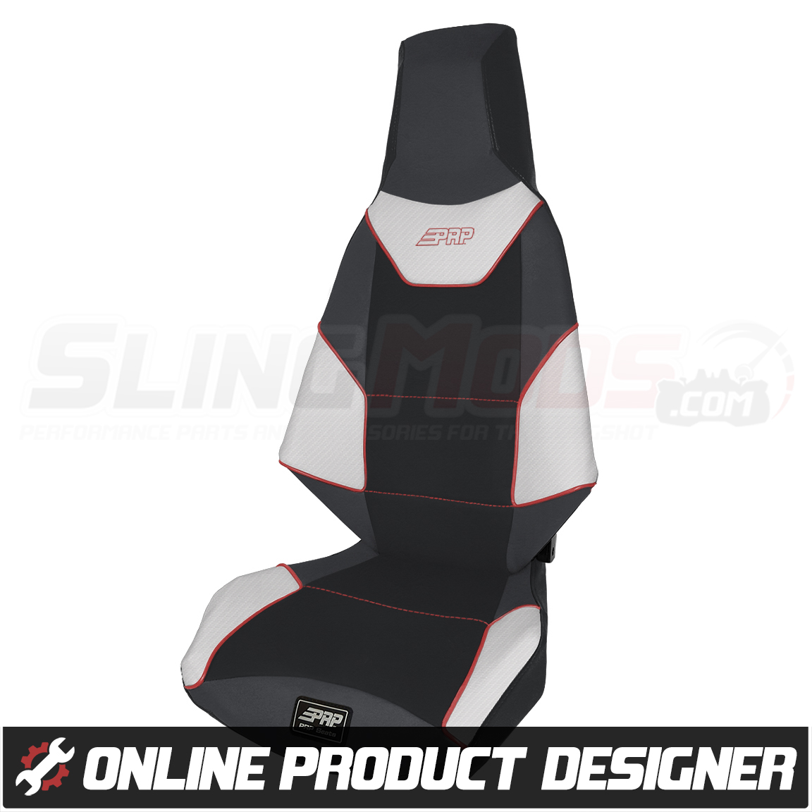 Prp Customizable Seat Covers For The Polaris Slingshot Pair
