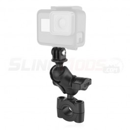RAM Mount Handlebar Go-Pro Action Camera Mounting Kit for the Can-Am Ryker
