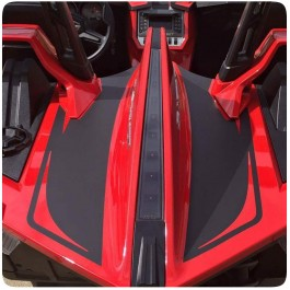 Slingfx Precut Vinyl Rally Graphics Decal Kit for the Polaris Slingshot
