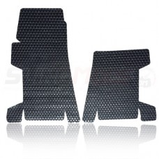 Rubber Fitted All-Weather Floor Mats for the Polaris Slingshot