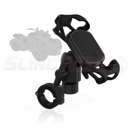 Scosche Handlebar Mount Smart Phone Holder for the Can-Am Spyder F3 (All Years) & RT (2020+)