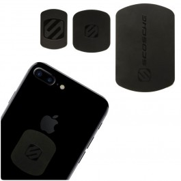 Scosche MagicPlate Replacement Mounting Discs for use with all Scosche MagicMount Phone Holders (3 Pack)
