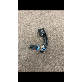 Open Box - Electrical Connection Brake Light Flasher Modulator for the Polaris Slingshot