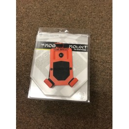 Close Out - Standard Orange Mob Armor Switch Cell Phone / GPS Holder for the Polaris Slingshot
