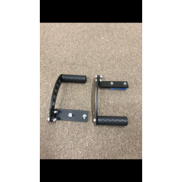 Open Box - Foot Peg SpyderExtras Foot Rest Extensions / Highway Pegs for the Can-Am Spyder F3 (Pair)