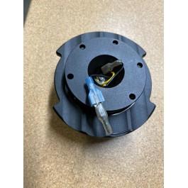 Returned - NRG Gen 2.5 Steering Wheel Quick Release for the Polaris Slingshot (2015-19) Black
