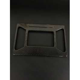 Never Used / New - TricLine Carbon Fiber Media Face Plate Cover for the Polaris Slingshot (2015-17)